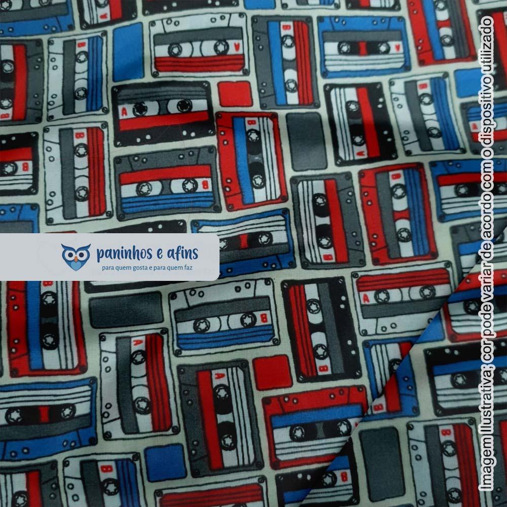 Fita Cassete - Outros - Dohler - 50cm X 150cm