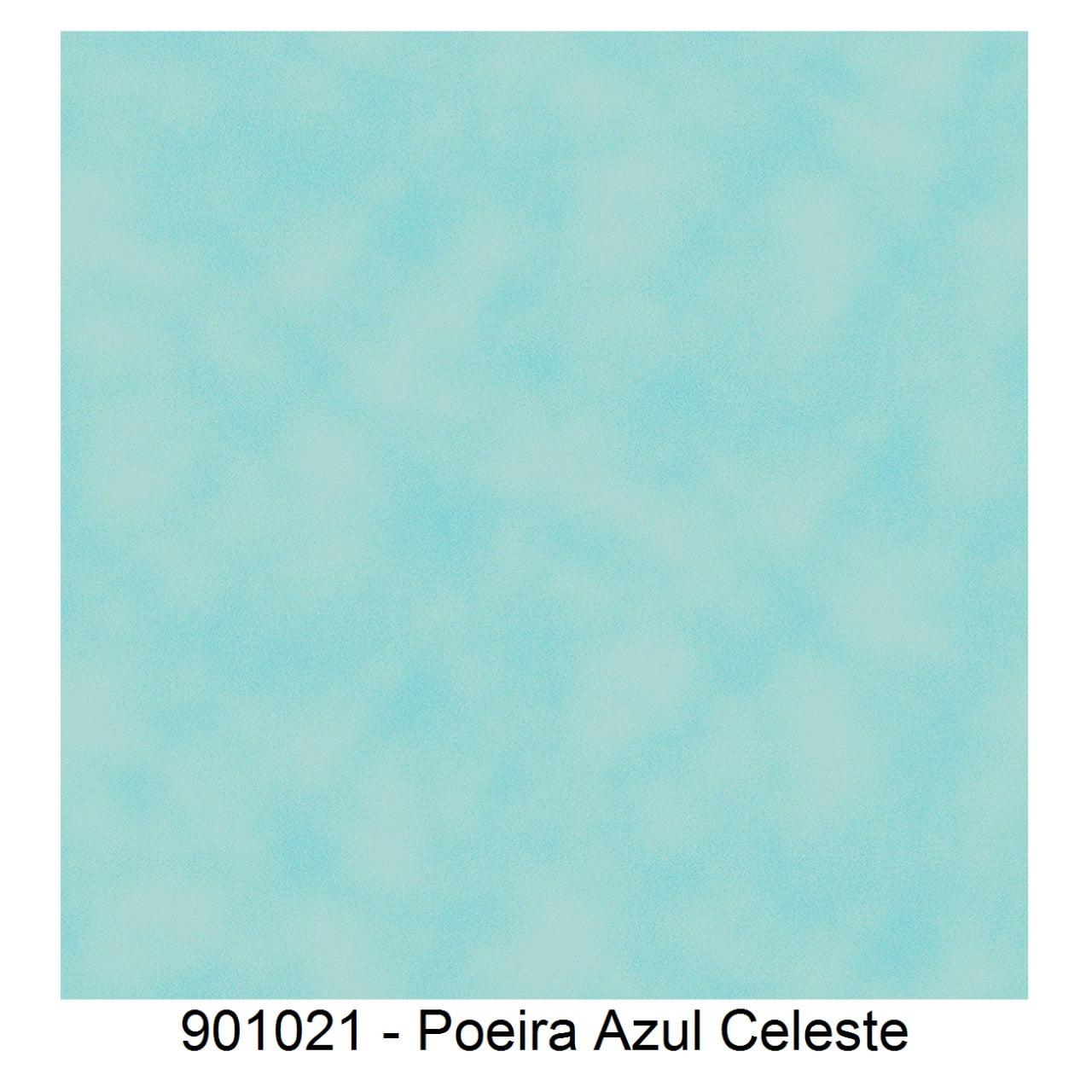Poeira Azul Celeste - 20cm X 150cm