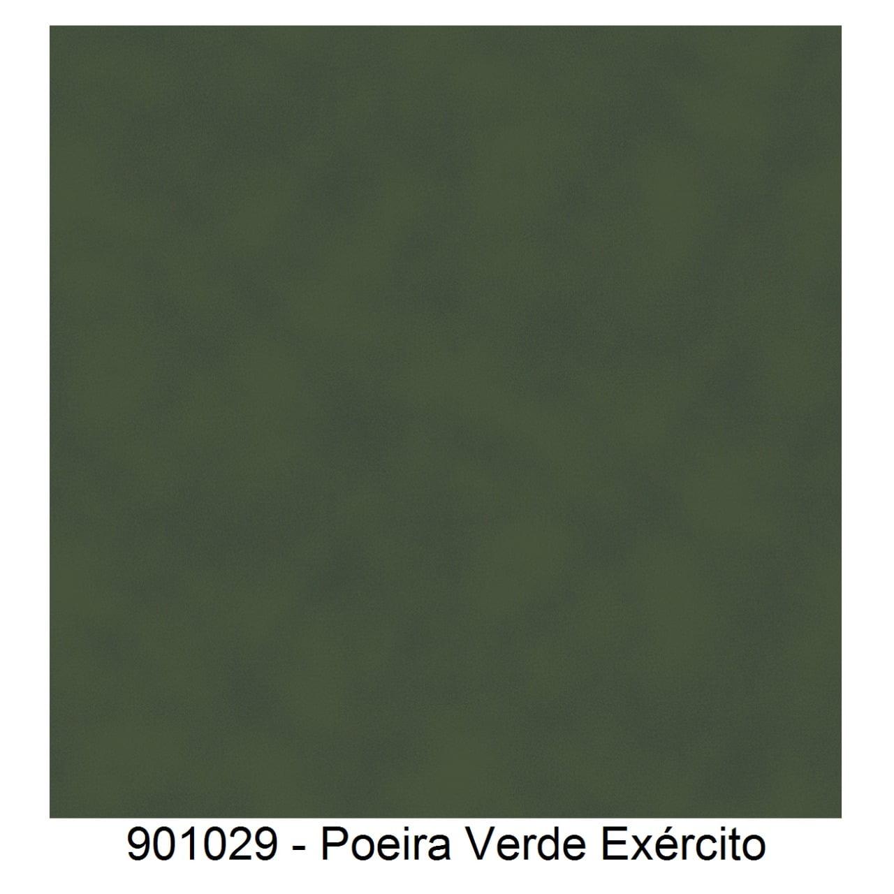 Poeira Verde Exército - 20cm X 150cm