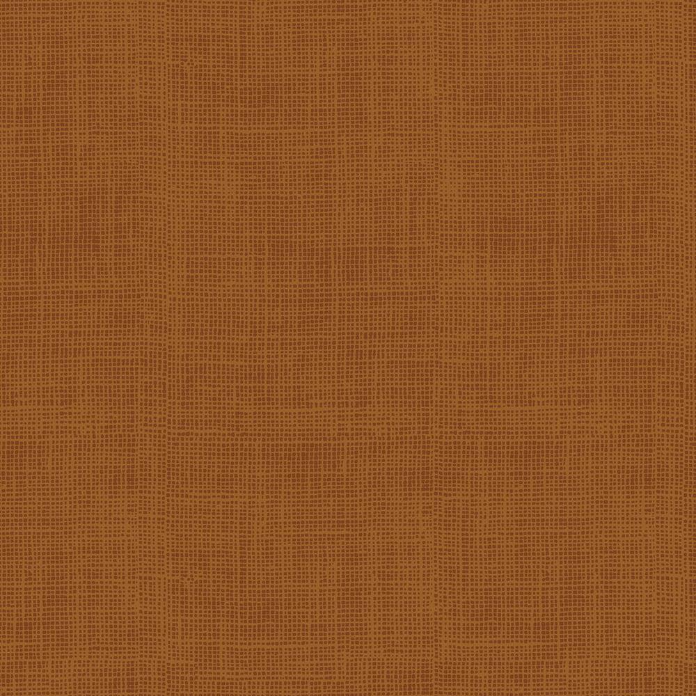 Tricoline com Estampa que Imita Linho - Canela - 50cm X 150cm
