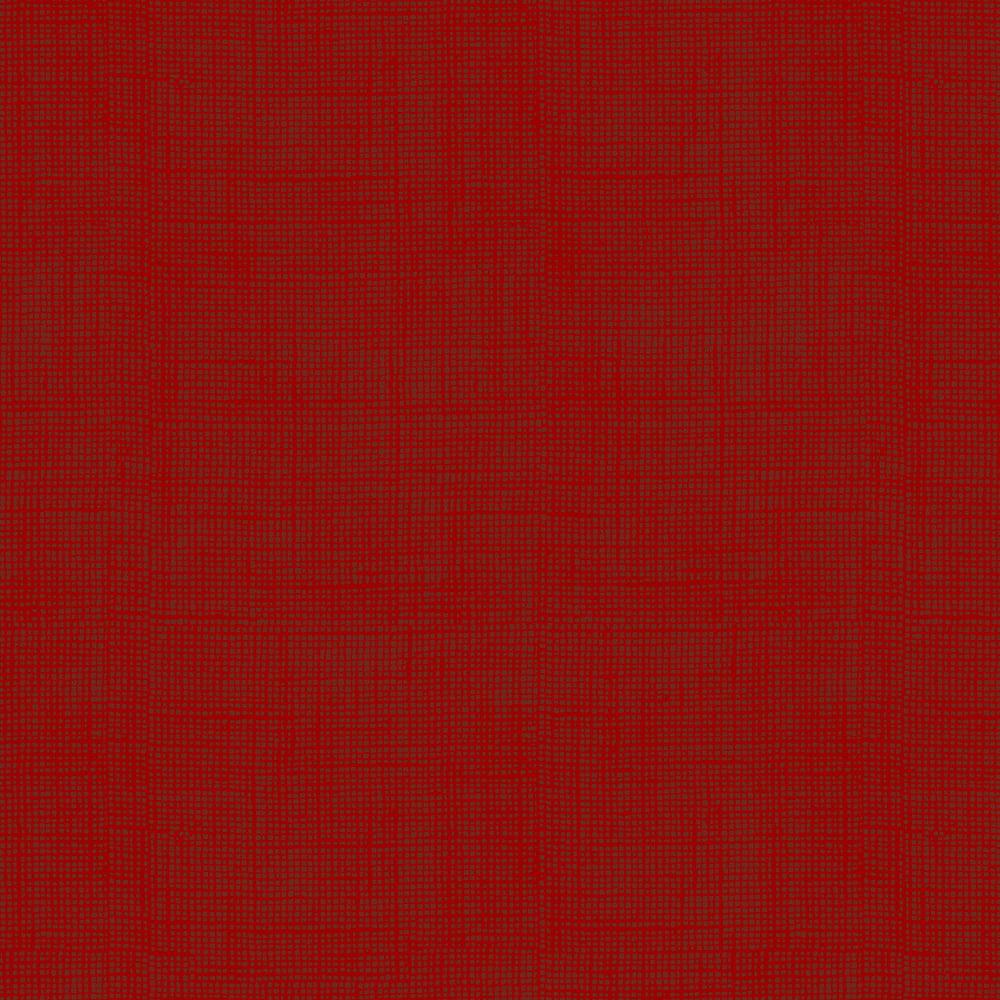 Tricoline com Estampa que Imita Linho -  Linho Tijolo - 50cm X 150cm