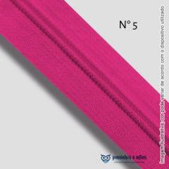 Ziper Nº 5 Pink por Metro