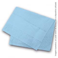 Toalha Lavabo Azul - Estilotex - 30cmx50cm