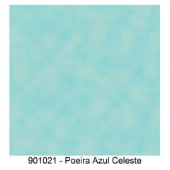 Poeira Azul Celeste - 50cm X 150cm