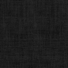 Tricoline com Estampa que Imita Linho -  Preto 50cm x 150 cm